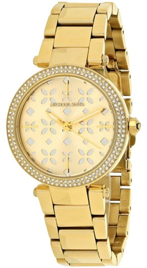 Preload https://img-static.tradesy.com/item/25620549/michael-kors-gold-women-s-parker-gold-tone-stainless-steel-mk6469-watch-0-1-540-540.jpg