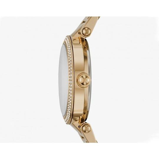 Michael Kors Michael Kors Women's Parker Gold-Tone Stainless Steel Watch MK6469 Image 1