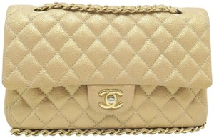 Chanel Classic Flap Caviar Double Shoulder Bag