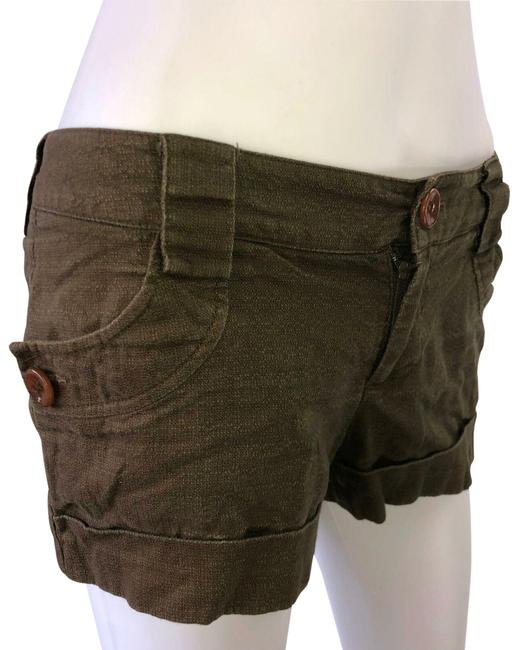 Item - Brown Smalbrown Shorts Size 6 (S, 28)