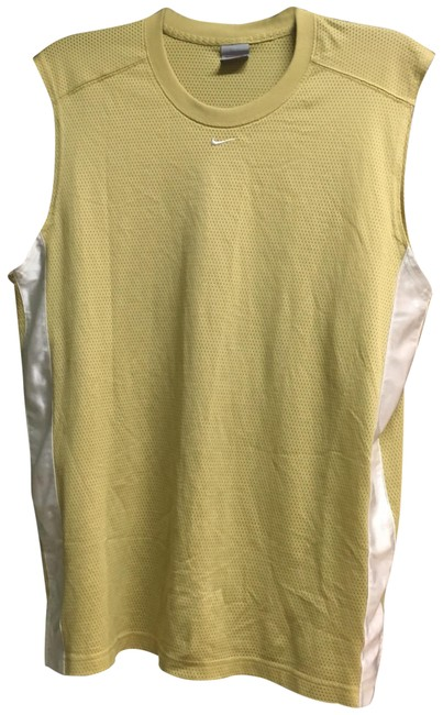 Item - Yellow and White Activewear Size 16 (XL, Plus 0x)