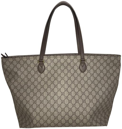 Preload https://img-static.tradesy.com/item/25622854/gucci-ophidia-gg-medium-beige-ebony-coated-microfiber-fabric-with-brown-leather-trim-tote-0-1-540-540.jpg