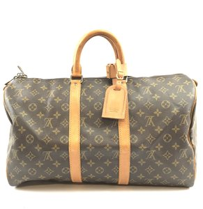 7d4acb59d Louis Vuitton Travel Bags and Duffels - Up to 70% off at Tradesy