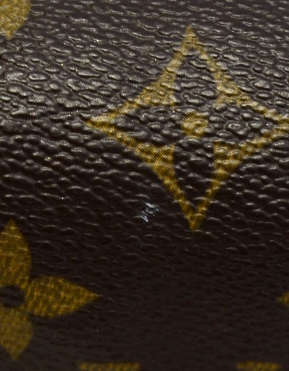 Louis Vuitton Speedy Mini Sac Hl Monogram Coated Canvas Satchel in Brown Image 8