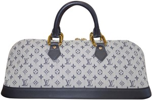 Louis Vuitton Tote in Blue and Grey