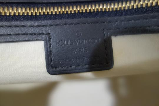 Louis Vuitton Tote in Blue and Grey Image 5