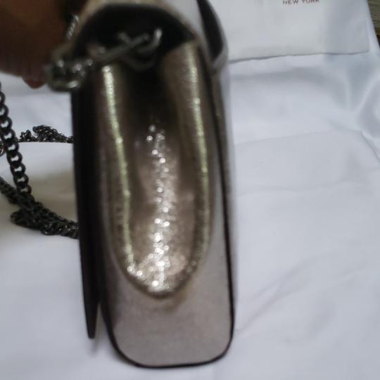 Coach Pewter Clutch Image 6