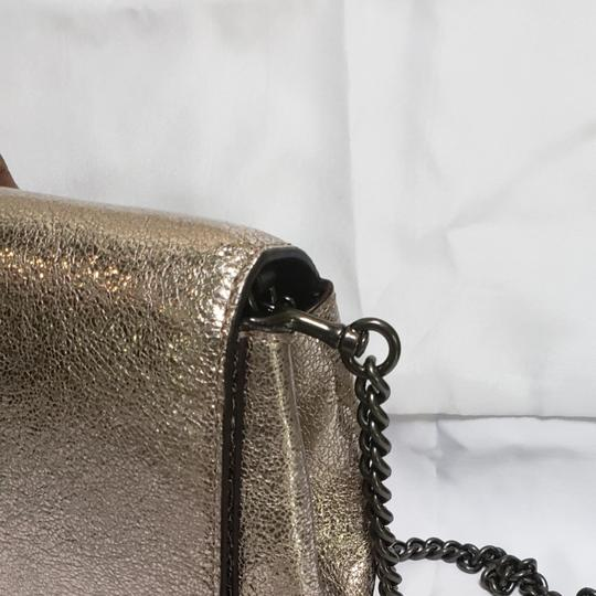 Coach Pewter Clutch Image 8