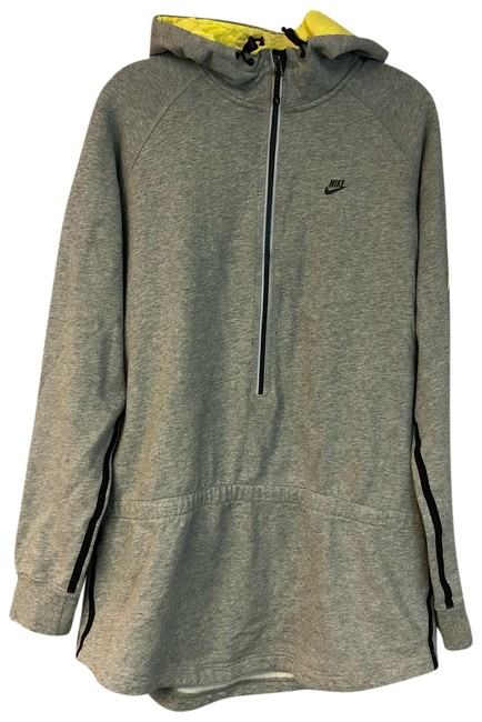Item - Light Gray XL French Cotton Terry Dress Activewear Outerwear Size 16 (XL, Plus 0x)