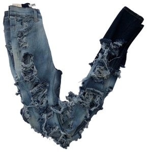 Aphrodite 1 Rugged Skinny Jeans-Acid