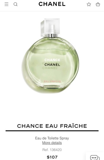 Chanel Chanel fragrance Image 1