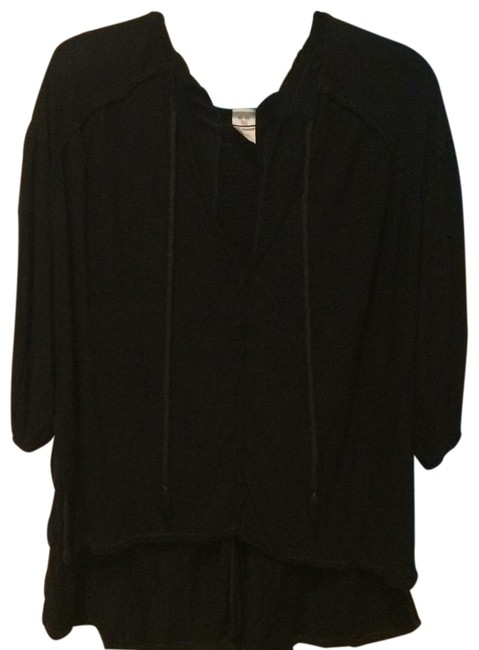 Item - Black We The Peasant Tunic Size 2 (XS)