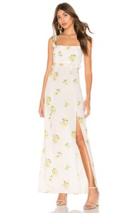 Yellow Maxi Dress by Show Me Your Mumu Floral