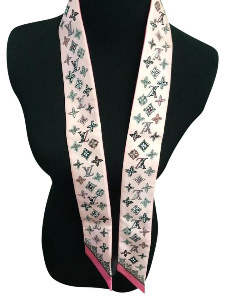 b758e30f42 Pink Louis Vuitton Scarves & Wraps - Up to 70% off at Tradesy