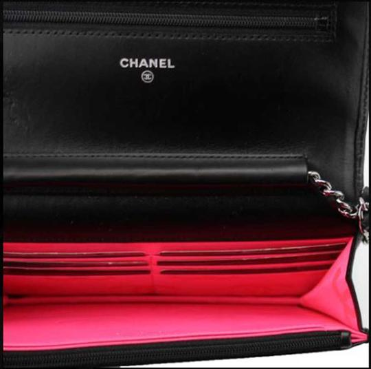 Chanel Chanel Wallet on a Chain Cambon Ligne Image 3