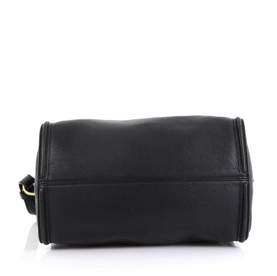 Alexander McQueen Leather Tote in black Image 3
