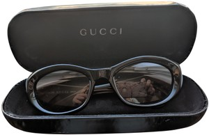 Gucci Gucci semi-cat eye sunglasses