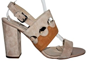 Andre Assous taupe Sandals
