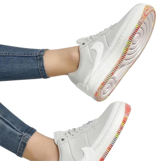Nike Women's Air Force 1 Jester Xx Print Perforated Leather Upper. Rubber Outsole. StyleColor: Av2461 001 Sneakers Size US 7 Narrow (Aa, N) 31% off
