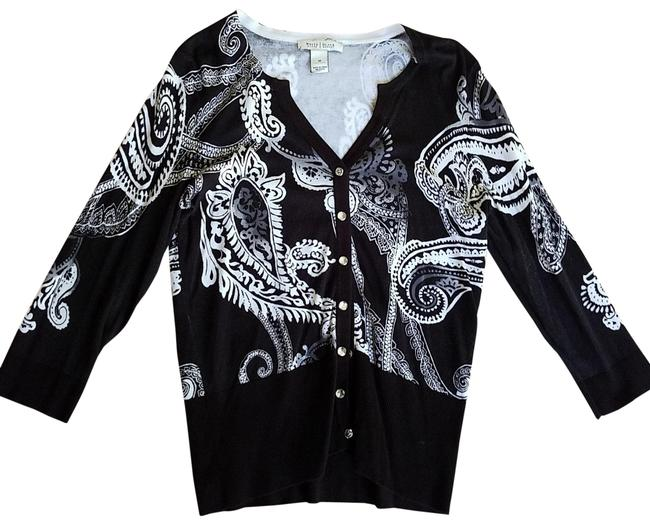 Item - Free Shipping Snap Front Cardigan Size 8 (M)