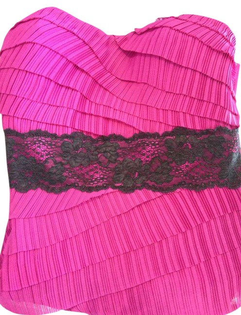 Preload https://item1.tradesy.com/images/phoebe-couture-dress-fuschsia-256300-0-0.jpg?width=400&height=650