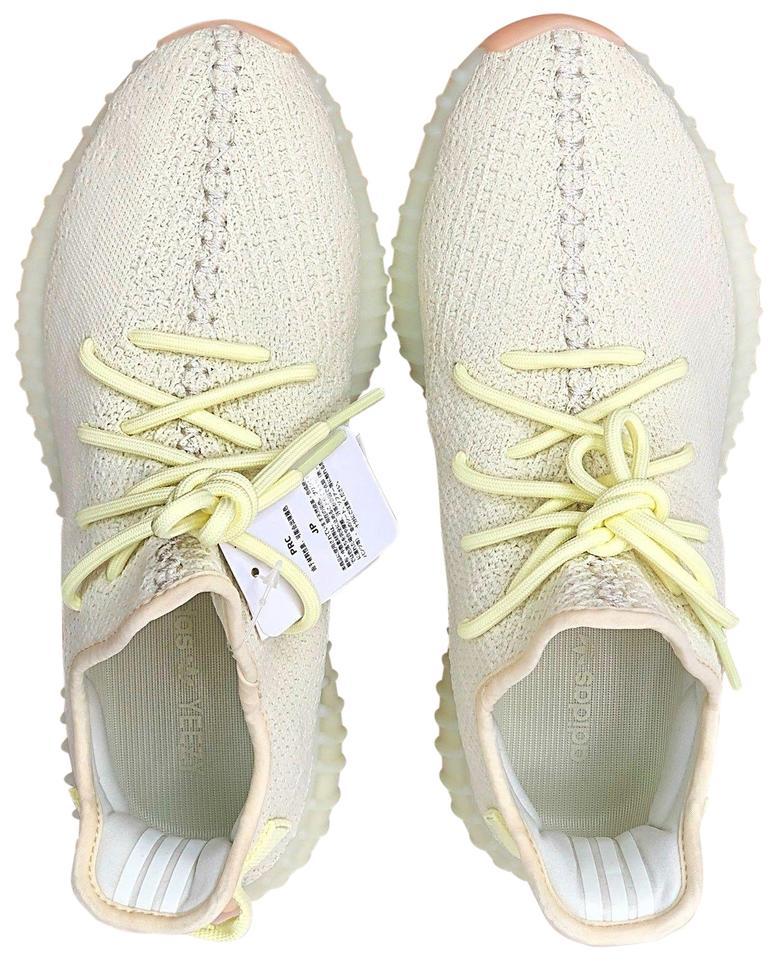 release date: 129b5 bccd6 YEEZY Yellow Boost 350 V2 Butter Trainers Mens Sneakers Size US 9 Regular  (M, B)