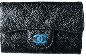 Chanel Chanel Classic Flap Card Holder