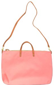 Clare V. Tote in pink