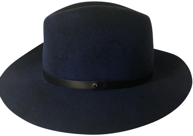 Item - Blue and Black Degrade Hat