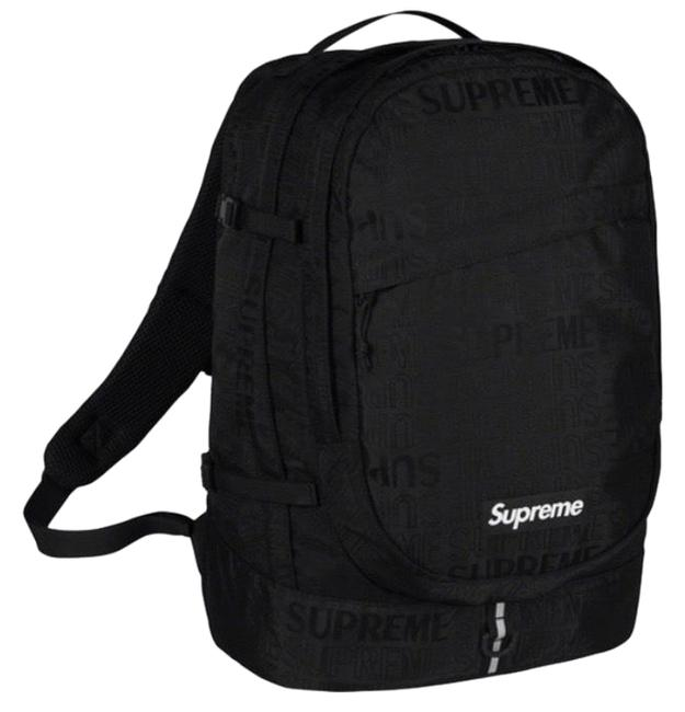 Item - 2019 New Limited Edition Black Nylon Backpack