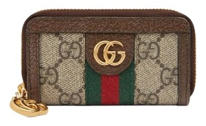 Gucci Ophidia coin case key pouch