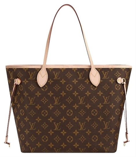 Louis Vuitton Neverfull Tote in Monogram Canvas Image 1