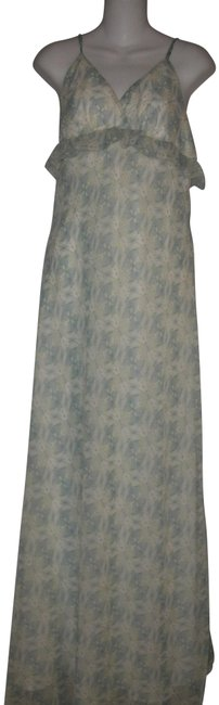 Item - Floral Sleeveless Printed Long Casual Maxi Dress Size 16 (XL, Plus 0x)