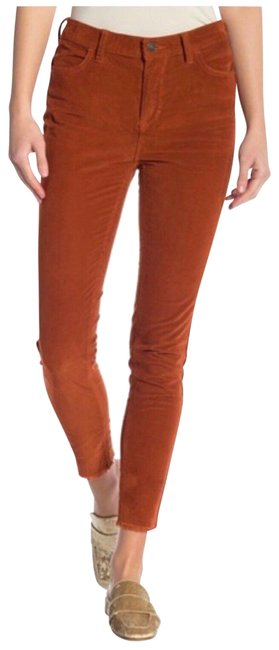 Item - Fired Chestnut High Waisted Cordoroy Pants Skinny Jeans Size 24 (0, XS)