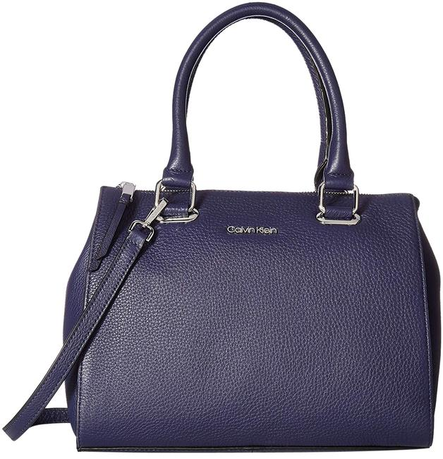 Item - Nwot Halle Python Print Top Black Plum Leather Satchel