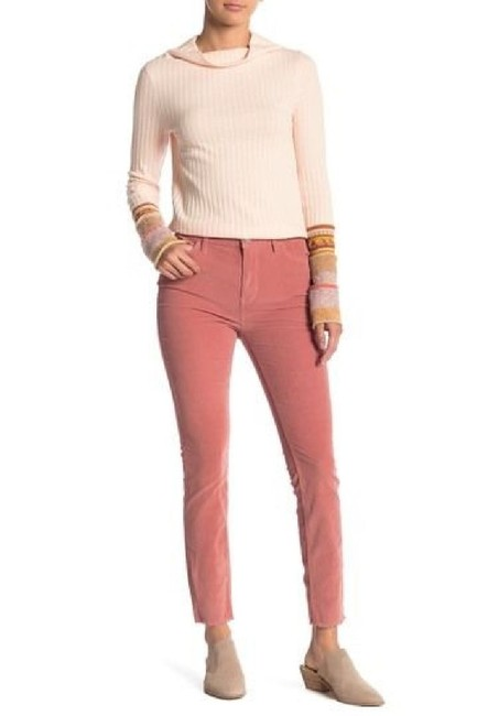 Item - Modern Mauve High Waisted Cordoroy Skinny Jeans Size 25 (2, XS)