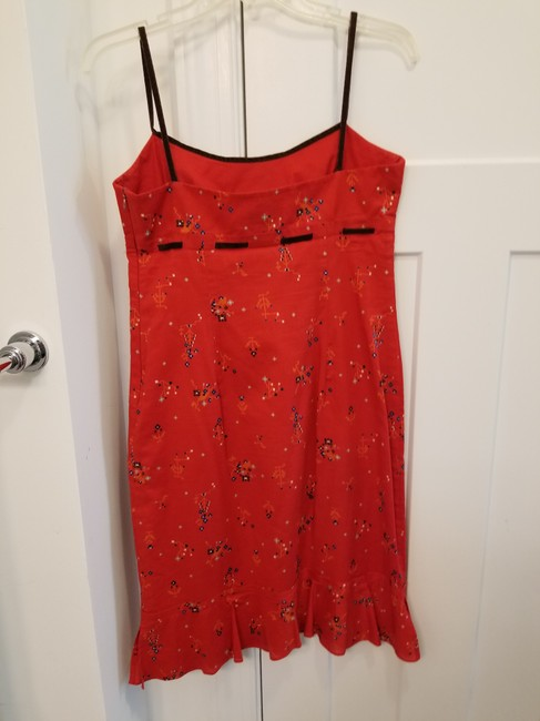 Red multi Maxi Dress by BCBG Paris Image 2