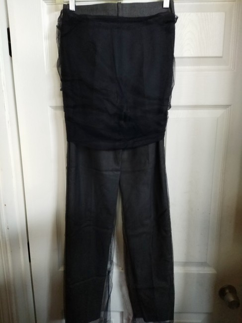 Y/Project Skinny Pants Charcoal black Image 6