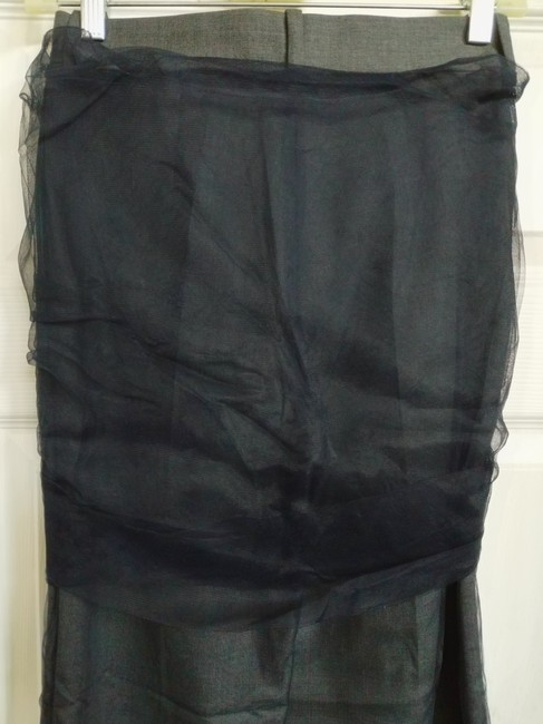 Y/Project Skinny Pants Charcoal black Image 7
