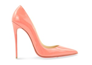 Christian Louboutin So Kate pink Pumps