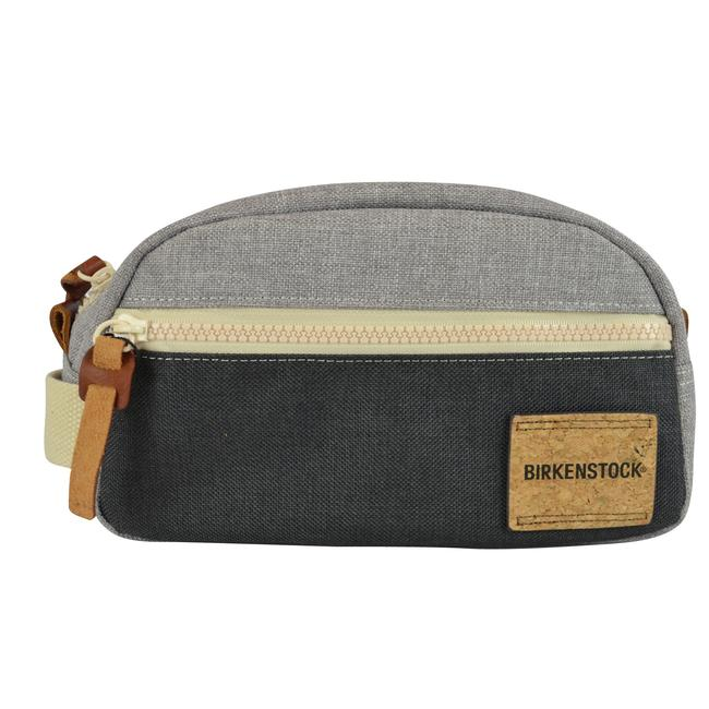 Item - Grey Multi Adjustable Travel Doop Kit Utility Pack
