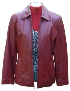 07ffb93a7 Women's Liz Claiborne Leather Jackets - Up to 90% off at Tradesy