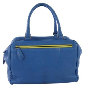 Bottega Veneta Satchel in blue