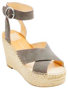 Dolce Vita grey Wedges