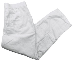 J. Jill Relaxed Pants White