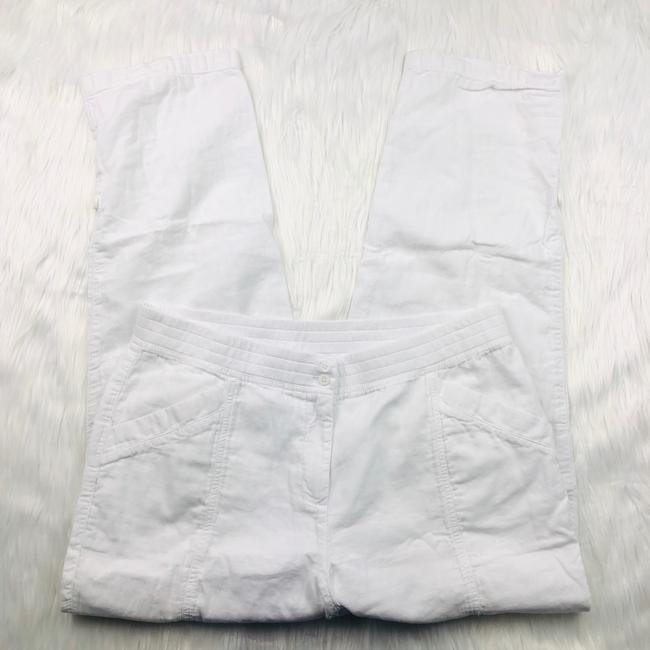 J. Jill Relaxed Pants White Image 1