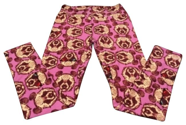 Preload https://img-static.tradesy.com/item/25637652/lularoe-purple-and-white-with-pandas-fits-0-to-12-leggings-size-os-one-size-0-1-650-650.jpg