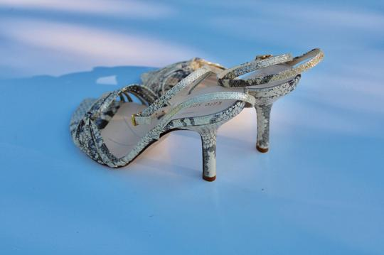 Kate Spade gold/gray Sandals Image 2