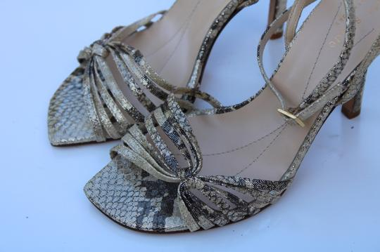 Kate Spade gold/gray Sandals Image 3