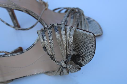 Kate Spade gold/gray Sandals Image 6